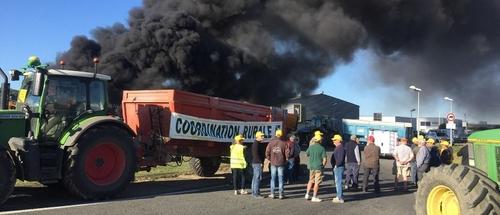 Manifestations des agriculteurs en Lot-Et-Garonne [LIVE]