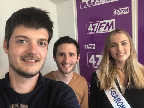 Miss Lot-et-Garonne : Mathilde Bizet