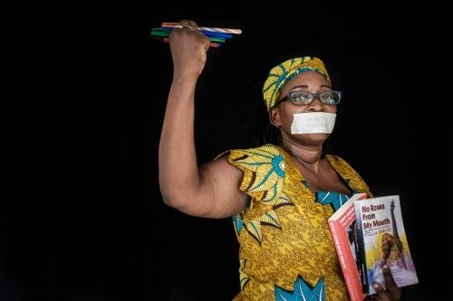 """Sexe et activisme: Stella Nyanzi, la """"femme la plus insolente..."""