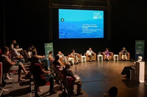 Au congrès d'écrivains à Tunis, le français libère mais frustre...