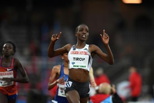L'athlète kényane Agnes Tirop poignardée à mort