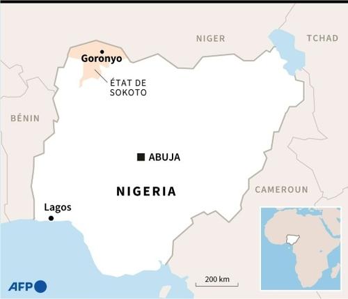 Nigeria: 43 morts dans l'attaque d'un marché dans le nord-ouest