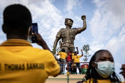 Burkina: reprise du procès de l'assassinat de Thomas Sankara