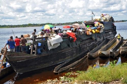 RDC: Plus d'une centaine de morts ou disparus dans un naufrage sur...