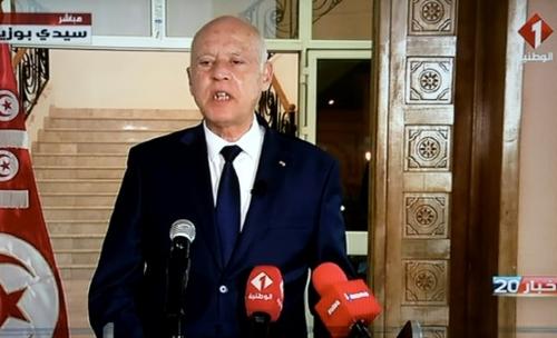 Tunisie: les mesures de Saied risquent d'entraîner le...