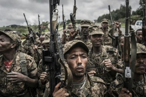 Nouvelle attaque aérienne éthiopienne contre la capitale du Tigré