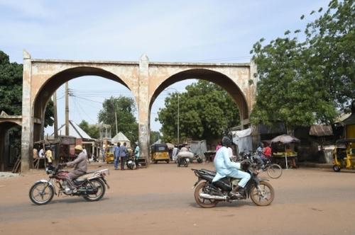 Sokoto, carrefour commercial dans le nord du Nigeria,  paralysé par...