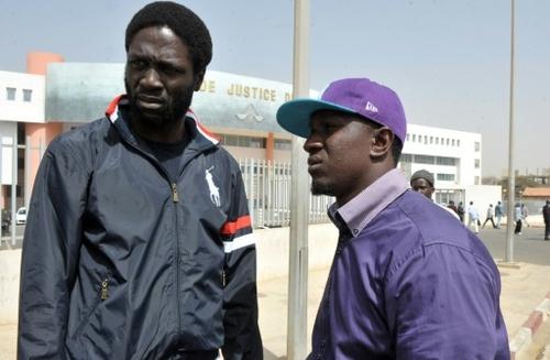 Sénégal: deux membres d'un mouvement citoyen poursuivis pour...