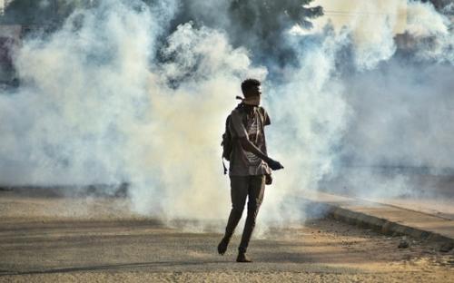 Les Soudanais dans la rue au quatrième jour du coup d'Etat