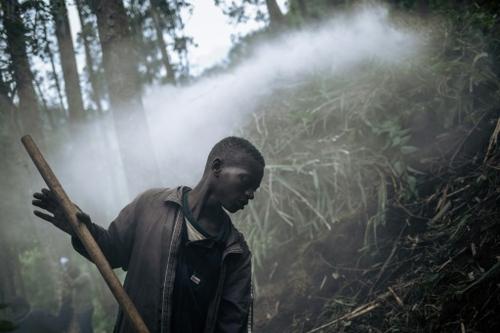 RD Congo: difficile retour à la vie civile des anciens enfants soldats