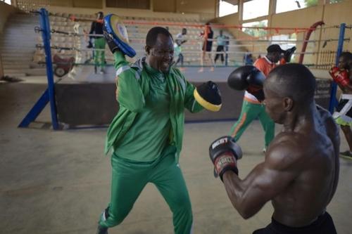 La délinquance au Niger: le nouveau combat d'Aziz, ancien champion...