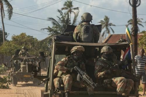 L'Afrique australe étudie le maintien d'un appui militaire au...