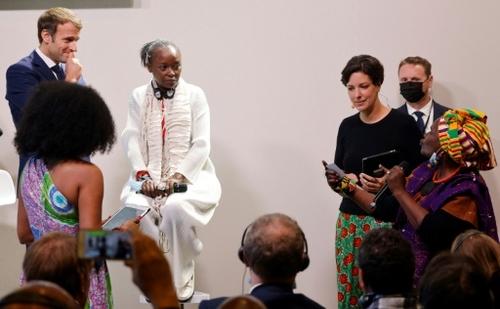 """""""Racisme"""", """"arrogance"""": au sommet de Montpellier, les Africains ne..."""