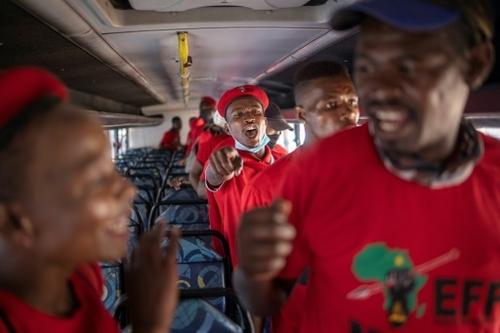 Afrique du Sud: les déçus de l'ANC au meeting de la gauche radicale