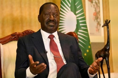 Kenya: Raila Odinga n'exclut pas une cinquième candidature...