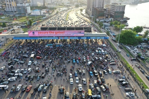Répression des manifestations au Nigeria: les victimes attendent...