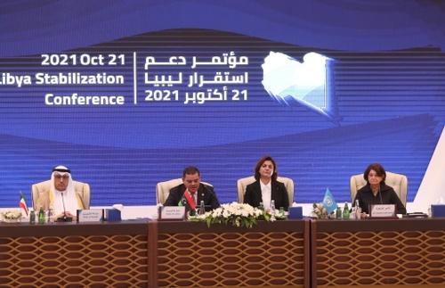 Libye: conférence internationale à Tripli pour consolider la...