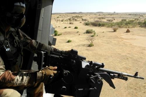 Le chef du groupe Etat islamique au Grand Sahara tué par les forces...