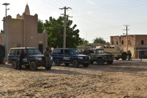 A Bamako, l'idée de souveraineté retrouvée prospère sur la crise...