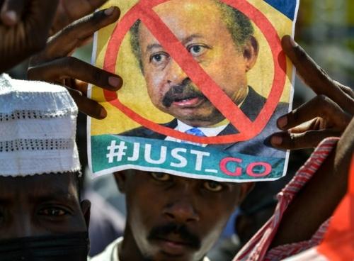 """""""Coup d'Etat"""" au Soudan: les dirigeants civils aux mains des..."""