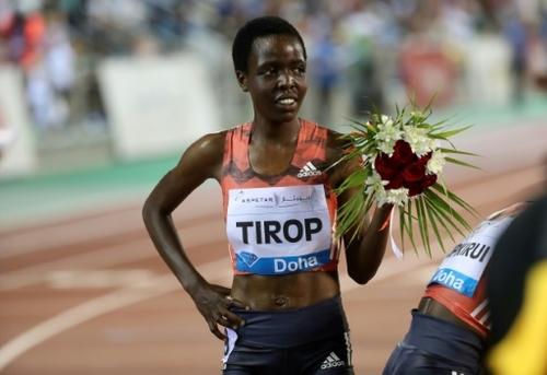 Kenya: le mari de l'athlète poignardée Agnes Tirop arrêté à Mombasa