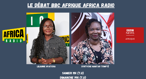 Le Débat  BBC Afrique / Africa Radio (rediffusion)