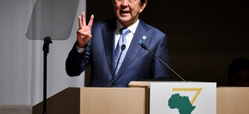 Tokyo met en garde contre un excès de dette en Afrique, où la Chine...