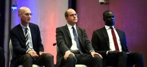 """La NBA en Afrique: objectif """"business"""", assure Amadou Gallo Fall"""