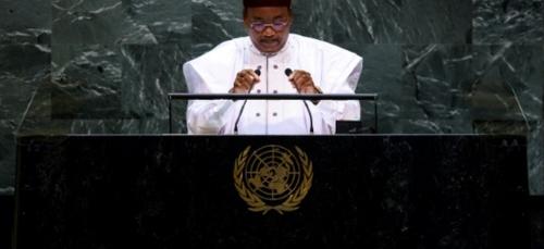 La Minusma doit être plus offensive et l'Union africaine plus...