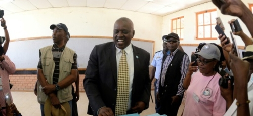 Le président sortant Masisi déclaré vainqueur des élections au...