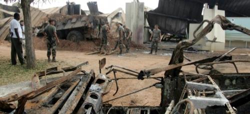 Le bombardement de Bouaké: un dossier avec de nombreuses zones d'ombre