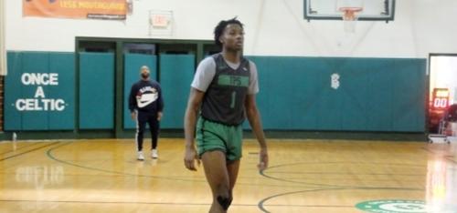 Basket: Jonathan Kuminga, le Congolais de 17 ans qui fait déjà...