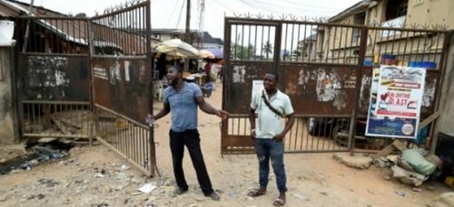 Dans Lagos confinée, la criminalité et la peur gagnent