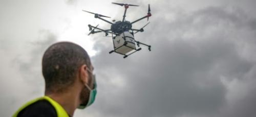 Maroc : des drones pour lutter contre le coronavirus
