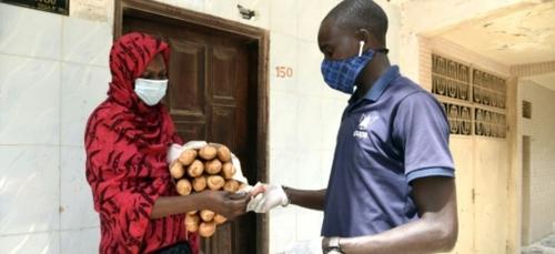 Le coronavirus stimule les livraisons à la maison en Afrique
