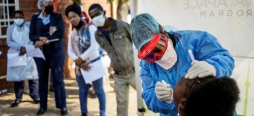 En Afrique du Sud, le dépistage de masse atteint ses limites