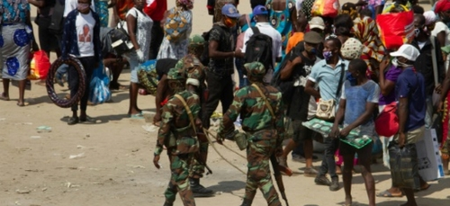 Angola: un jeune tué par un soldat faisant appliquer les mesures...