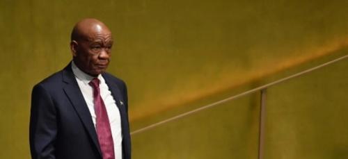 Le Premier ministre du Lesotho s'en va au terme d'une longue crise
