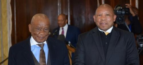 Un nouveau Premier ministre aux commandes du Lesotho après la...