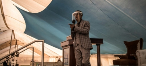 En Afrique du Sud, rentrée religieuse prudente après neuf semaines...