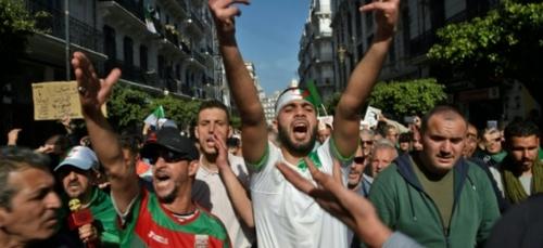 Algérie: lourde peine pour la militante Amira Bouraoui en pleine...