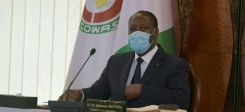 Côte d'Ivoire: une candidature d'Alassane Ouattara à la...