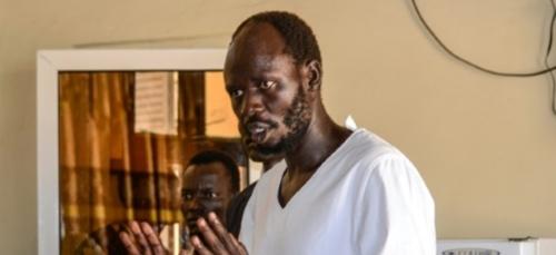 Soudan du Sud: le défenseur des droits humains Peter Biar se...