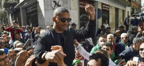 Algérie: lourde peine de prison pour le journaliste Khaled Drareni