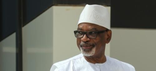 Mali: l'ex-président Keïta hospitalisé après un court AVC (médecin)