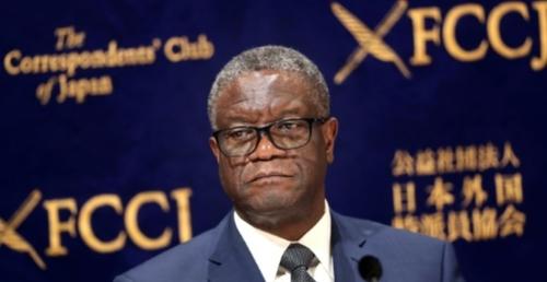 Le Nobel congolais Denis Mukwege au c-ur des tensions avec le Rwanda