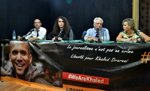 Algérie: les avocats du journaliste Khaled Drareni se pourvoient en...