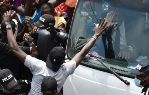 Imbroglio à la Fédération ivoirienne de foot: la Fifa entame ses...