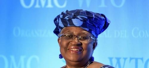 La nigériane Ngozi Okonjo-Iweala, économiste chevronnée, en lice...