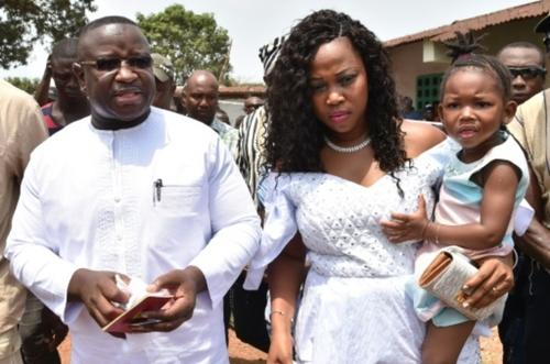Sierra Leone: des affaires écornent l'image anticorruption du...